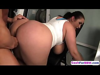 Horny Chunker Carmella Bing Takes Cash From Muscled Guy And Gets Fucked-gym-hd-2