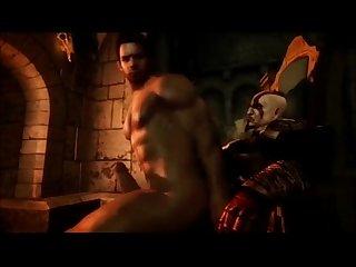 Skyrim kratos