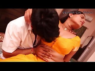 Village Aunty with tamil rich man telugu romance film by mkj