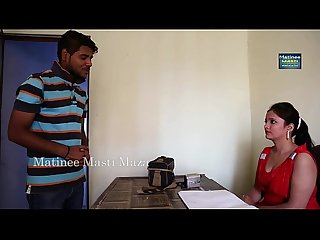 H D Hot Lady Producer Seducing Indian Actor Hindi Hot Short movie