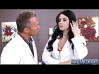 Hard sex in doctor office with horny patient noelle easton Vid 25
