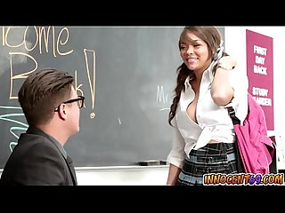 Sexy teachers assistant