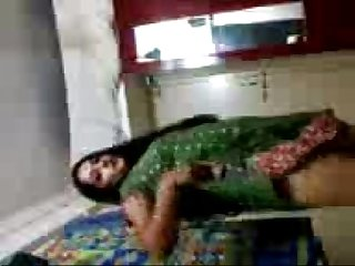 Mangala bhabhi changing dress