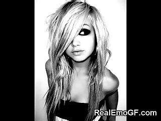Hottest emo teen gfs