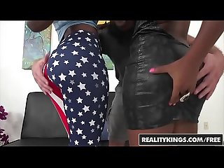 RealityKings - Round and Brown - (Aries Crush, Mi) - American Ass
