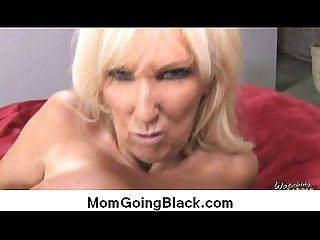 Interracial sex milf fucked by monster cock 33