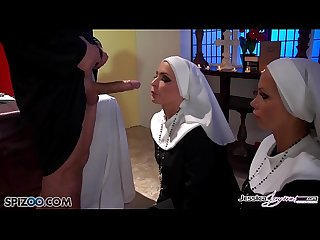 Jessica jaymes mick fucks jessica and nikki in the church