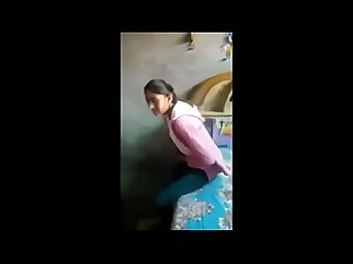 Indian college girl fucked by seceret b.f in room