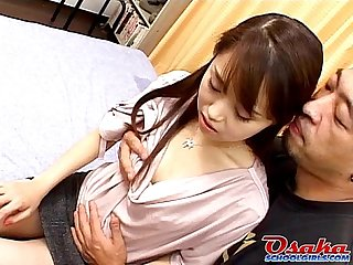 Popular japanese teen gets fucked by an older man th from http alljapanese Net