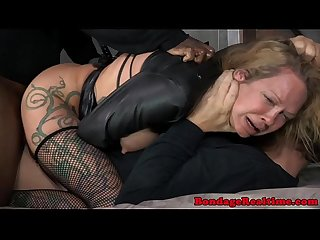Bdsm sub rain degrey double penetrated
