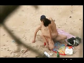 Thesandfly public beach sex voyeur excl