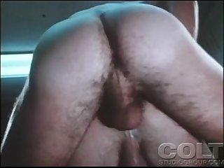 Vintage ass fuck