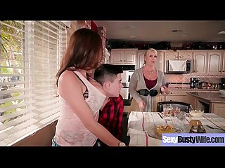Bigtits hot slut wife ariella ferrera like hard style sex action mov 06