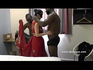 Indian bhabhi fucked group sex by big black cock desipapa period com