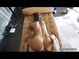 Big ass brunette latina Mia Martinez gets fucked