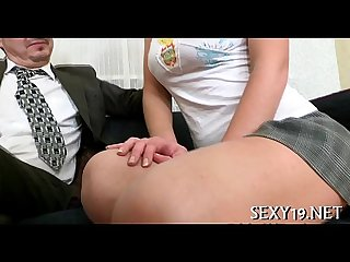 Young playgirl having wild fucking