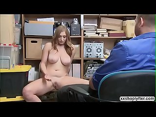 Skylar Snow plays her pussy in front of LP