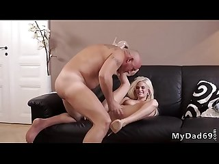 old young and daddy pal's daughter creampie Horny towheaded