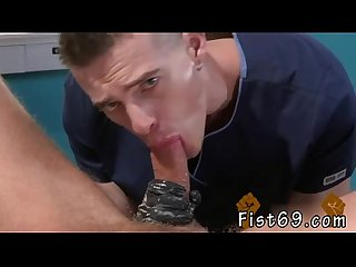Gay man getting fisted in but with lube brian bonds stops in to watch