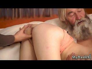 Teen fucks her idol unexpected experience with an older gentleman