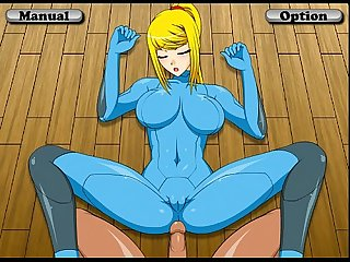 Sex with samus
