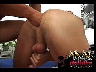 Fist fuck and cuk