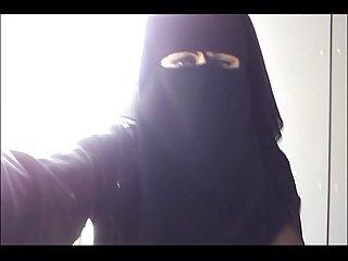 My pussy in niqab