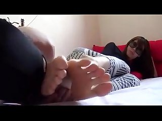 Korean foot worship 1