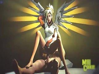 Sfm compilation Mercy edition