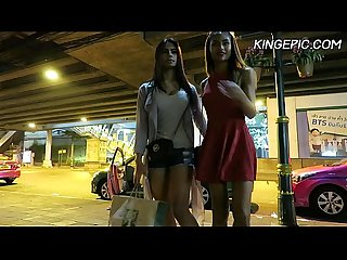Thai Ladyboys/Shemales in Bangkok [HIDDEN CAMERA | THAI | NANA PLAZA]