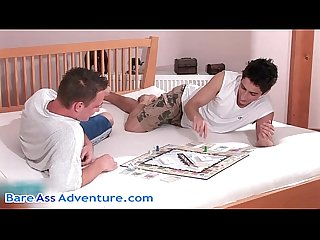 John parker and david wood in bareback action 3 by bareassadventure