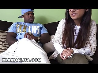 Miakhalifa mia khalifa tries a big black dick and likes it mk13775