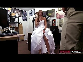 Blonde and amateur woman gets fucked hard by shawn in his office