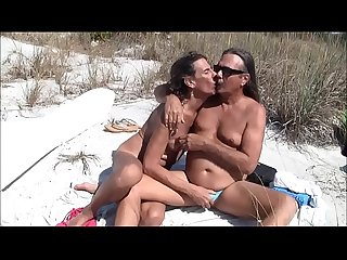 Old tranny in beach suck pornandbeer period com