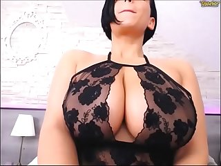 Big tits milf masturbate part1 watch Part2 on pornfrontier com