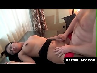 Curvy Filipina Amateur Fucks A White Guy