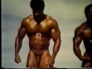 Bill grant Tony pearson naked posedown