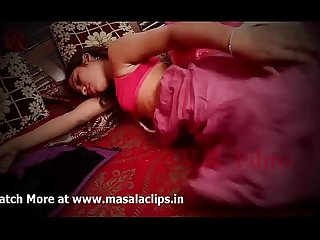 Desi actress pressing boobs and rubbing pussy video
