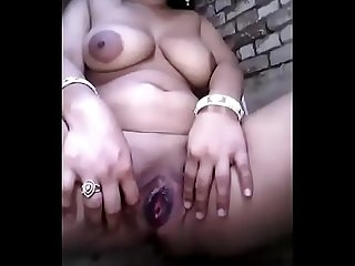 Indian aunty full hot nude