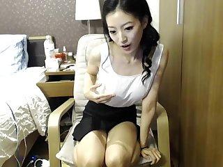Asia fox s cam Show