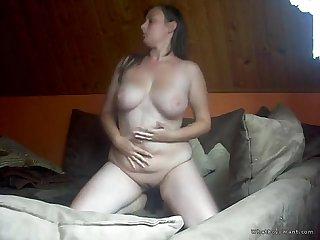 BBW Polish girl - Big Tits Amateur from Poland