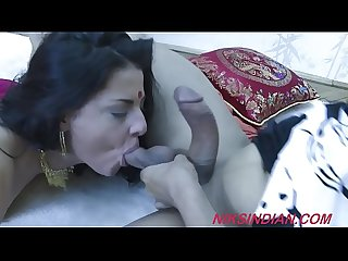 Teen desi girl treated like a whore by Indian men