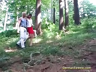 Hot Babe picked up for Anal in nature
