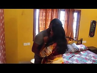 Indian hot young teacher hot Romance with student in home wowmoyback