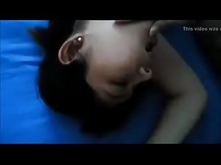 Asian drugged sleeping girl used by a guy more at http atominik com 4avt