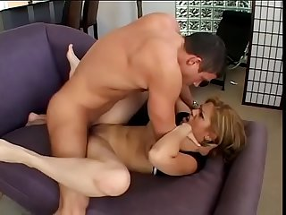 Beautiful latina chick Cherrie Rose takes it up to her wet pussy and tight ass