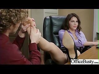 (Valentina Nappi) Office Girl With Round Big Boobs Enjoy Hard Sex movie-29