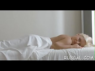 Body massage clip
