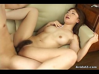 Arisa kumada hammered by hard cock