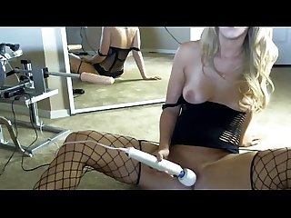 gingerbanks webcam masturbation toy dildo